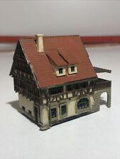Faller ? Fachwerkhaus Einfamilienhaus  Zustand: 3 Spur N NV3-046