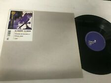 DJ Shadow/DJ Krush Lost and Found  EDM Record lp original vinyl album