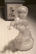 "GOEBEL CRYSTAL COLLECTION ""MERRY WANDERER ""FIGURINE 3 5/8"""