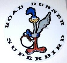 Nostalgic Plymouth Road Runner Superbird Vinyl Decal Sticker 4166