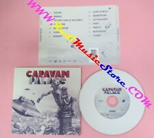 CD CARAVAN PLACE panic 2011 WAGRAM 3253282 no mc lp vhs dvd (CS54)