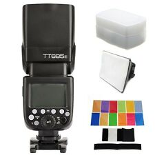 Godox TT685S 2.4G HSS 1/8000s TTL GN60 Wireless Speedlite Flash for Sony