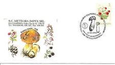 ROMANIA 2004 COVER MUSHROOM VERY RARE #1