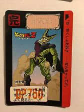 Dragon Ball Z Carddass Hondan PART 13 - 539