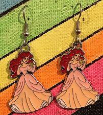 Ariel Earrings Little Mermaid Stainless Hook New Princess Dress