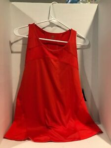 Champion Duo Dry Red Flame Tank Top Size Large