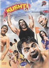 kushti - RAJ PAL yadav - The Great khalli - Nuevo Bollywood DVD