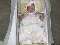 Vintage Ashton-Drake Galleries Baby Doll w/ Original Box Great