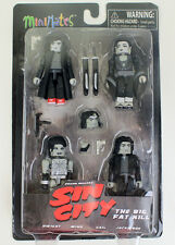 Minimates Sin City The Big Fat Kill 4 Figure Box Set Diamond
