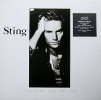 STING - ...NOTHING LIKE THE SUN (2LP)  2 VINYL LP NEW!