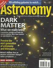 ASTRONOMY Magazine (Nov 2009) 10 Colliding Galaxies to Watch / Dark Matter ~G676