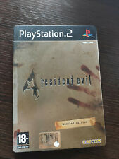 RESIDENT EVIL 4 - LIMITED EDITION PS2