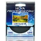 HOYA Pro1 CPL Circular Polarizing Filter PRO1D CIR-PL 52/55/58/62/67/72/77/82MM
