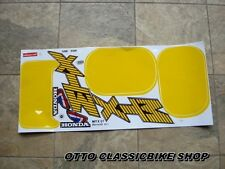 NEW STICKER SET HONDA MTX125 MTX200 MTX 125 200 / Yellow