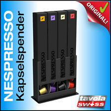 Tavolaswiss Kapselspender/Kapselhalter BOX-40 für 40 Nespresso-Kapseln