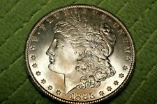 #A664,Morgan Silver Dollar,High Grade,1883-CC VAM-3A Dash-8,Clash