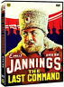 The Last Command (1928) / Josef von Sternberg, Emil Jannings / DVD, NEW