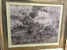 "1 para ""d-day""Limited edition print"