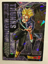 Dragon Ball Z Skill Card Collection M10