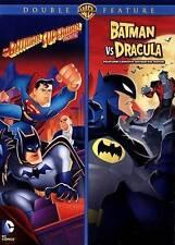The Batman Superman Movie/The Batman vs. Dracula (DVD, 2013, 2-Disc Set)