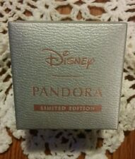 "AUTHENTIC PANDORA & DISNEY LIMITED EDITION MICKEY & MINNIE CHARM/BEAD ""GIFT BOX"""