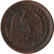 1903 (M) Mexico 1 Centavo Coin KM#394.1