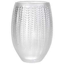 Lalique Clear Glycines Vase 10490000