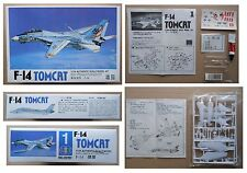 F-14 TOMCAT Jet Fighter NORTHROP F14 model kit modellismo vintage Lee 1/144