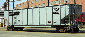 Norfolk Southern Top Gon Decals HO156
