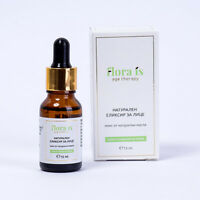 FLORA IS Naturel Visage Elixir Pour Sec Et Normal Peau 15ML