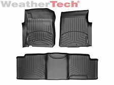 WeatherTech DigitalFit FloorLiner for Ford F-150 SuperCab - 1st/2nd Row - Black