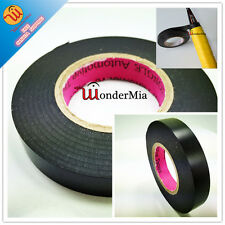 35m Adhesive Anti-Slip Grip Tape For Tennis Badminton Squash Racket (Black) CA