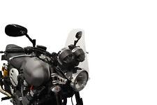Moto Pare-Brise Fly Écran Pour Streetfighter Nu Muscle Vélo - Transparent