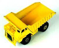 Hot Wheels Collector 1979 Workhorse Dump Truck Yellow