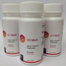 BN MultiVitamins - 60 Capsules  - 3 Pack - FREE Post
