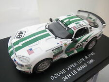 Revell: Eagle`s Race Dodge Viper GTS-R n°48 (1996) 1:43, unbespielt, TOP + OVP