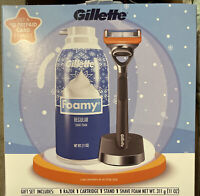 Gillette ProGlide Men's Razor foam Shave Set
