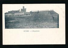 Belgium West Flanders OSTENDE L'Hippodrome c1902 u/b PPC