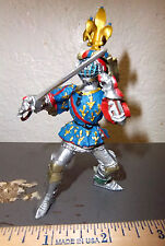 Safari Ltd Knight with sword, fleur de lis, Figurine, beautifully detailed item