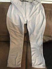 Baseball Pants Gray Youth Large
