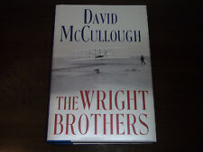 THE WRIGHT BROTHERS--SIGNED bY DAVID McCULLOUGH--1ST--HARDCOVER