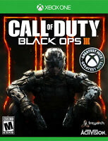 Call of Duty Black Ops III GH - Xbox One - NEW FREE US SHIPPING