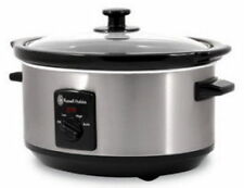 NEW Russell Hobbs 3.5litre Oval Slow Cooker 4443BSS