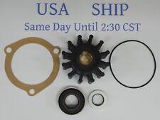 Sea Water Pump Minor Repair Kit Fits Sherwood 12394 Impeller 10615K Seal 12859