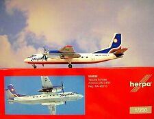 Herpa Wings 1:200 Antonov AN-24RV  Yakutia Airlines   558839  Modellairport500