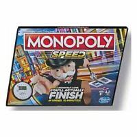 Monopoly edizione speed hasbro