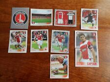 CHARLTON ATHLETIC - PANINI - COCA COLA CHAMPIONSHIP 2009 STICKERS