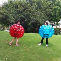 60cm Buddy Bumper Zorbing Ball Inflatable Body Bubble Soccer Kids Outdoor Toys
