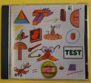 Test – Test    CD  Poland    1992/1974   Deep Purple - Cover