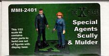 MILLENNIA MODELS INTERNATIONAL MMI-2401 - THE X-FILES SPECIAL AGENT 1/32 RESIN